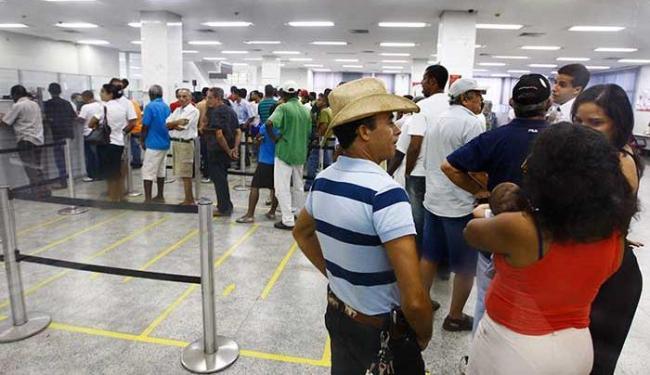 A rentabilidade nominal no ano passado foi de 6,47% - Foto: Fernando Vivas | Ag. A TARDE