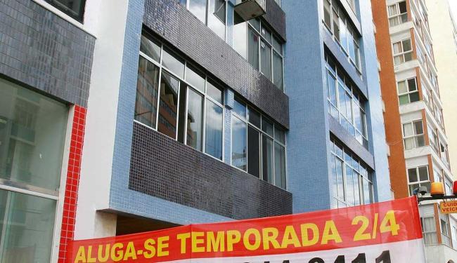 Aluguel de imóvel por temporada no carnaval pode chegar até R$ 12 mil - Foto: Welton Araújo | Ag. A TARDE