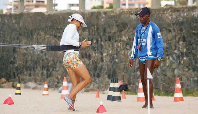 Pessoas devem solicitar carteira profissional de quem dá exercícios - Foto: Marco Aurélio Martiins | Ag. A TARDE