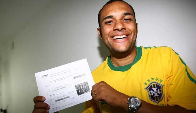 Partida entre Brasil e Itália é o jogo que mais desperta a procura do torcedor - Foto: Fernando Amorim | Ag. A TARDE