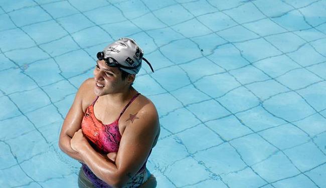A bicampeã Ana Marcela é o grande nome da prova que acontece neste domingo - Foto: Raul Spinassé | Ag. A TARDE
