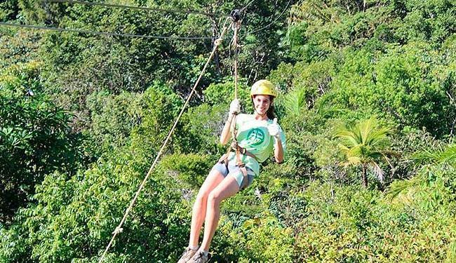 Prática do esporte permite superar medos, diz instrutor - Foto: LC Entretenimento / Divulgação