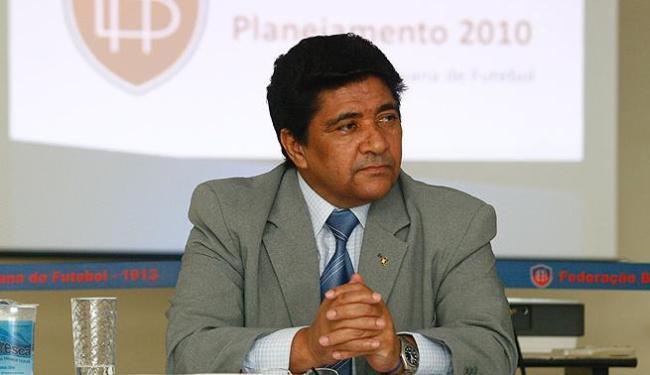 Ednaldo Rodrigues está no comando da FBF há 12 anos, maior tempo entre as federações do País - Foto: Ronaldo Silva / Ag. A TARDE
