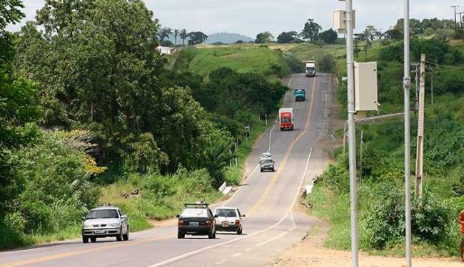 Concessão abrange 772,3 km da rodovia entre os municípios de Feira e Mucuri - Foto: Joa Souza | Ag. A TARDE