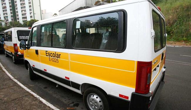 Blitz nas escolas irá fiscalizar veículos - Foto: Arestides Baptista | Arquivo | Ag. A TARDE