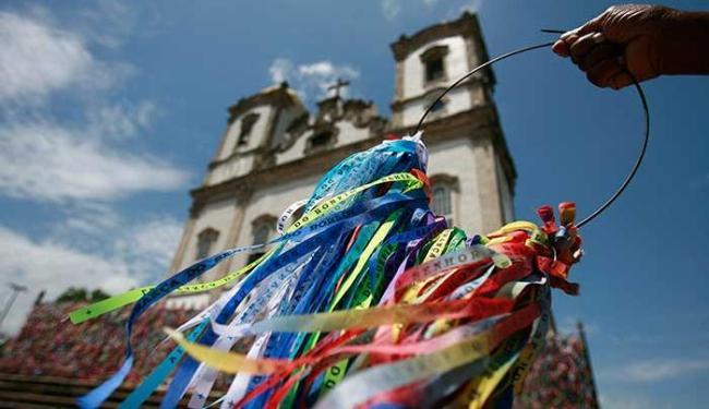 Celebração inter-religiosa às 8h antecede o cortejo, do Comércio à Colina Sagrada - Foto: Raul Spinassé | Ag. A TARDE