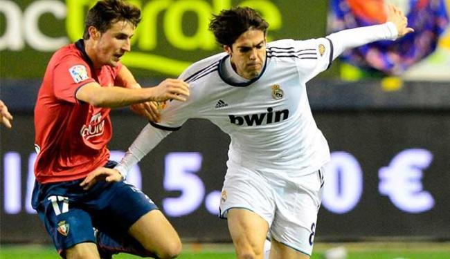 O jogador brasileiro saiu do clube italiano em 2009 para jogar no Real Madrid - Foto: Agência Reuters