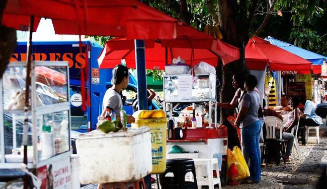 Promotora quer que seja elaborado Plano de Regulação das Atividades de Comércio - Foto: Margarida Neide   Agência A TARDE