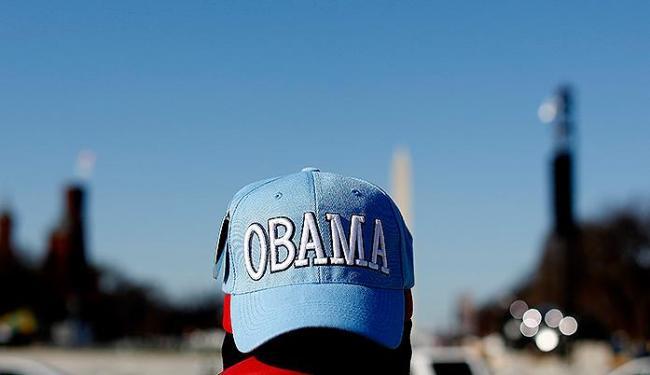 A cerimônia de posse do presidente Obama aberta ao público será nesta segunda, 21 - Foto: Shannon Stapleton | Ag. REUTERS