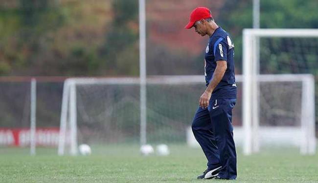 Jorginho vai decidir se aceita ou não cargo de treinador na seleção brasileira sub-20 - Foto: Eduardo Martins   Ag. A TARDE