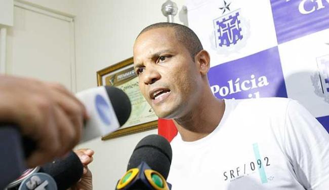 Jocival Pinto está detido em Lauro de Freitas - Foto: Margarida Neide | Ag. A TARDE