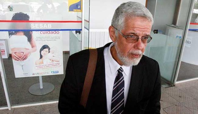 Hospital será transformado em unidade especializada em dependência química - Foto: Marco Aurélio Martins | Ag. A TARDE