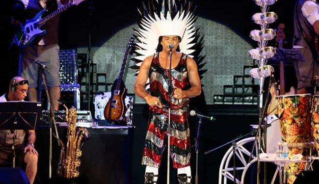 Carlinhos Brown vai receber só convidados masculinos no último ensaio antes do Carnaval - Foto: Mila Cordeiro | Ag. A TARDE