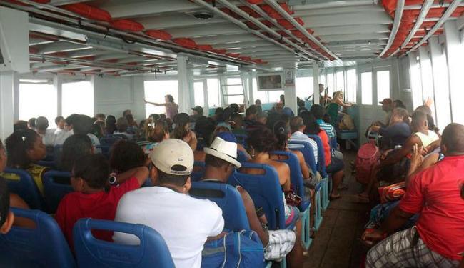 Movimento de passageiros segue com intensidade nesta manhã - Foto: Divulgação | Astramab