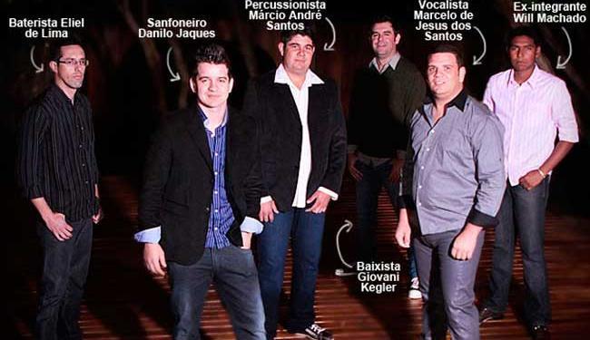 Sanfoneiro da banda, Danilo Jaques, morreu no incêndio - Foto: Reprodução | Arquivo Pessoal