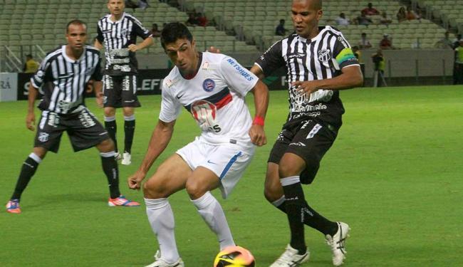 Com a vitória, Tricolor chega aos sete pontos e abre três de vantagem para o segundo colocado - Foto: LC Moreira | Estadão Conteúdo