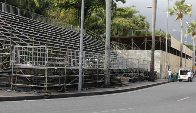 Serão comercializados, ao todo, nove mil ingressos para as arquibancadas - Foto: Joá Souza   Ag. A TARDE