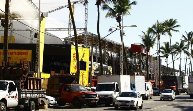 O prazo para início das inspeções nos camarotes e casas de show ainda não foi divulgado - Foto: Fernando Vivas | Ag. A TARDE
