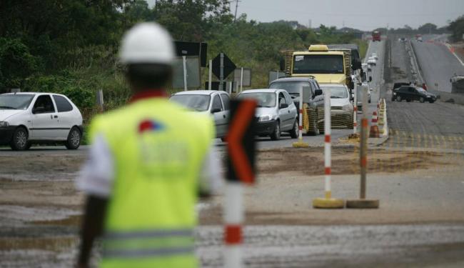 A rodovia ficará interditada até as 5 horas da manhã da próxima quinta, 31 - Foto: Raul Spinassé   Ag. A TARDE