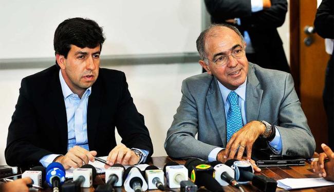 Ações de fiscalização foram divulgadas em coletiva de imprensa, na sede da Sucom - Foto: Divulgação  Agecom
