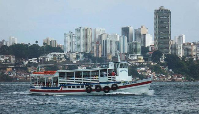 Interrupção acontece somente no sentido da Ilha de Itaparica para Salvador - Foto: Divulgação   Astramab