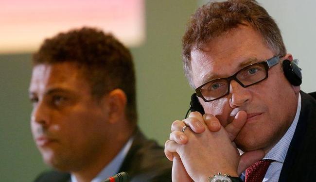 Secretário-geral da Fifa prestou consultoria à CBF durante candidatura brasileira à Copa de 2014 - Foto: Sergio Moraes / Agência Reuters