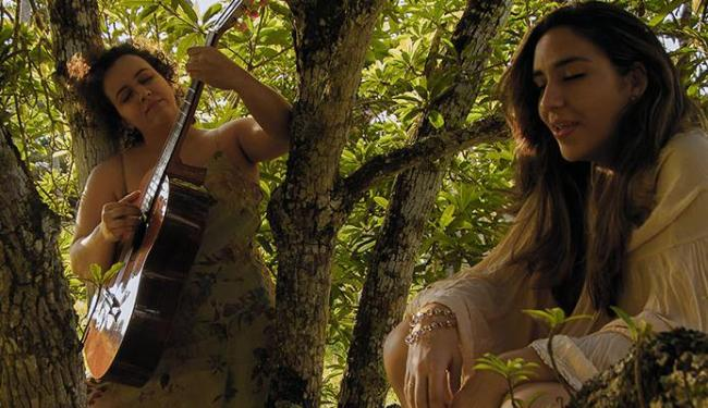 Priscila Magalhães e Jana Vasconcellos se apresentam nesta quinta, 31 - Foto: Divulgação