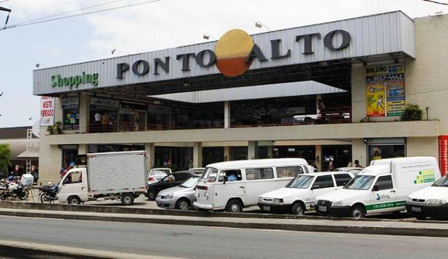 O shopping Ponto Alto abrigava as duas salas de cinema desde a inauguração, em 1995 - Foto: Eduardo Martins   Ag. A TARDE