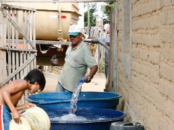 Cidade deve se preparar para a falta de água - Foto: Juscelino Souza | Ag. A TARDE