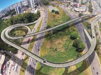 Projeto que liga a Av. Paralela aos bairros do Imbuí, Boca do Rio, Stiep e a Orla. - Foto: Divulgação