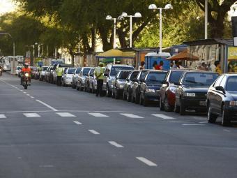 Motorista que não cumprir as novas determinações poderá ter o carro rebocado - Foto: Fernando Vivas | Ag. A TARDE