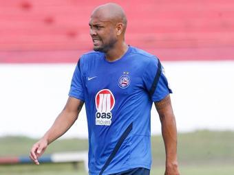 Após derrota em casa, Souza concede entrevista e diz que Bahia não paga salários há dois meses - Foto: Marco Aurélio Martins | Ag. A TARDE