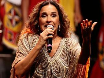 Daniela Mercury participa do último ensaio do Olodum - Foto: Mila Cordeiro | Ag. A TARDE