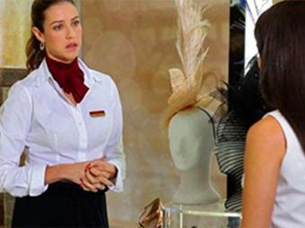 Vânia e Isadora não se entendem - Foto: Reprodução