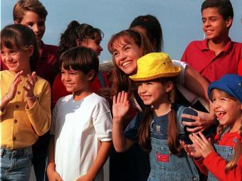 Elenco original da trama que fez sucesso na década de 90 - Foto: Divulgação