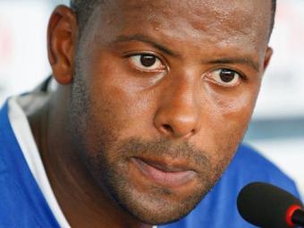 Fabinho chegou ao Bahia em agosto de 2011, onde disputou 73 jogos - Foto: Marco Aurélio Martins | Ag. A Tarde