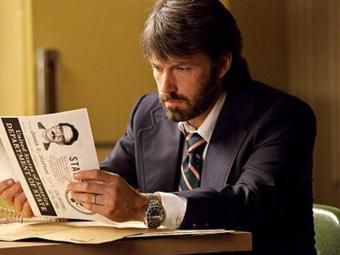 Ator Ben Affleck em cenas do longa Argo - Foto: Divulgação