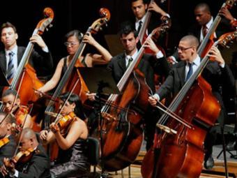 Músicos da Filarmônica de Berlim participam da apresentação - Foto: Divulgação