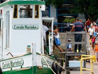 População retorna à capital após Carnaval - Foto: Marco Aurélio Martins | Ag. A TARDE