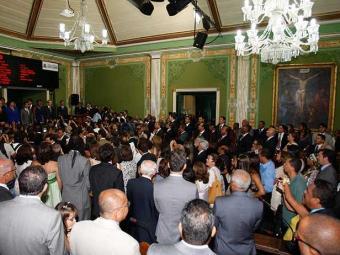 Mesa diretora da Câmara vai discutir o assunto na segunda-feira - Foto: Lúcio Távora   Ag. A TARDE