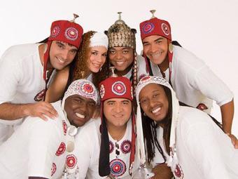 A música Ziriguidum é cantada pela banda Filhos de Jorge - Foto: Divulgação