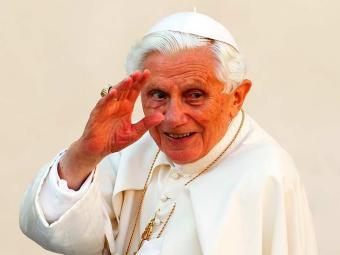 Papa Bento XVI irá renunciar no próximo dia 28 de fevereiro - Foto: Giampiero Sposito   Agência Reuters