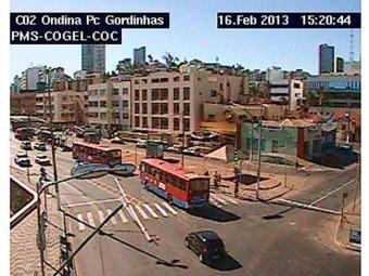 Em Ondina, trânsito flui normalmente - Foto: Reprodução
