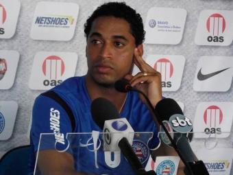 Lateral afirma que mudança para o meio de campo não será necessária - Foto: Esporte Clube Bahia / divulgação