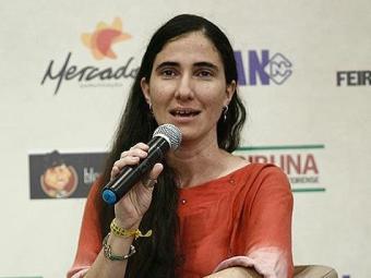 Em Feira de Santana, blogueira palestrou sobre liberdade de expressão - Foto: Luiz Tito | Ag. A TARDE