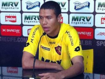 Depois de passagem pelo Sport em 2012, Marquinhos Gabriel defederá o Bahia na temporada 2013 - Foto: Sport Club do Recife | Divulgação