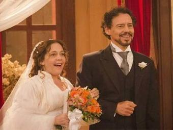 Celinha e Guerra se casam - Foto: Divulgação