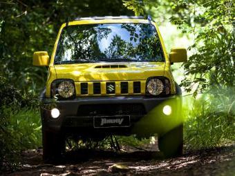 Jimny é o primeiro modelo Suzuki brasileiro - Foto: Divulgação/Suzuki