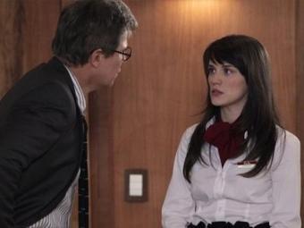 Carolina ficará revoltada com a atitude de Felipe - Foto: Divulgação | TV Globo
