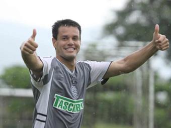 Goleiro de 29 anos rescindiu contrato com o Figueirense e pode estar a caminho da Toca do Leão - Foto: Página oficial de Wilson   Divulgação